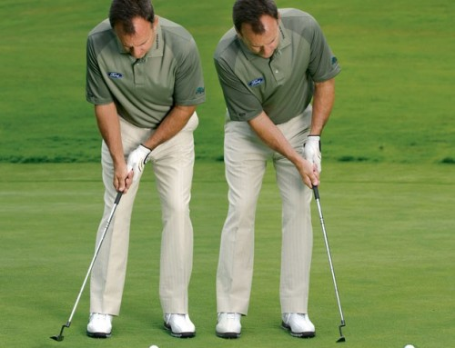 What the Great Putters Do