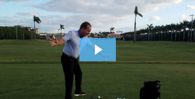 Rick Smith Golf Swing Drill – The Arm Out Drill